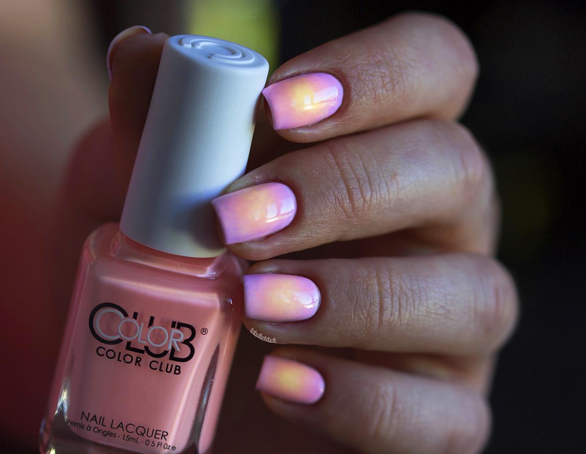 Pastel Summer Neon Gradient: Les Néons Pastel Color Club, La Suite!