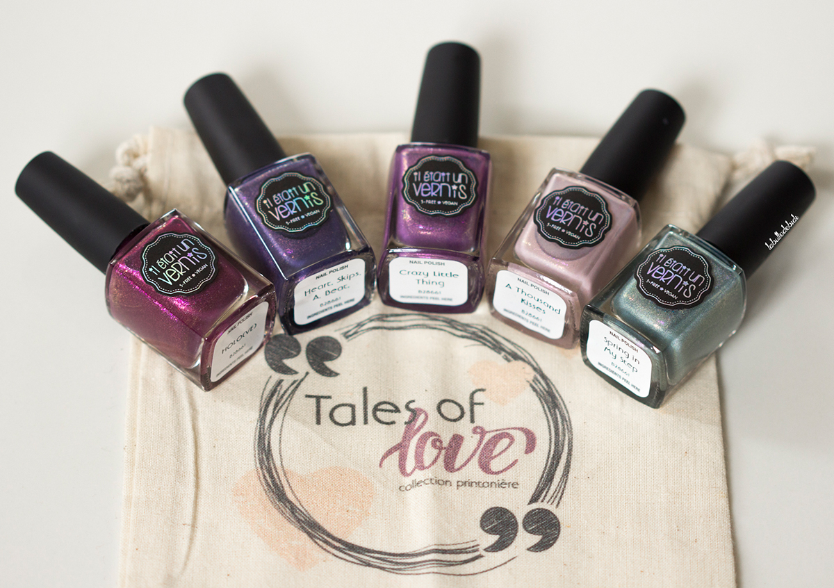Il etait un vernis- tales of love collection_3